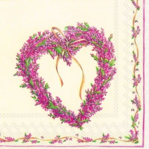 SERWETKA LUZ 33*33 IHR 569500 SWEET COUNTRY HOME