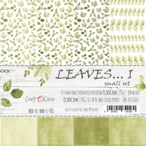 Craft O'Clock Dodatki - Leaves I