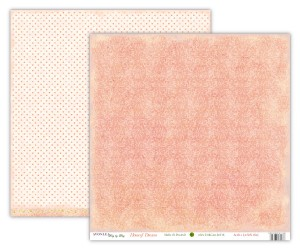 Papier scrap UHK 30,5*30,5 Avonlea Day by Day Spring House of Dreams