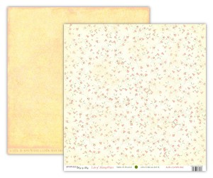 Papier scrap UHK 30,5*30,5 Avonlea Day by Day Spring Lake of Shining Waters