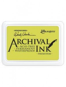 Archival Ink Pad Prickly Pear