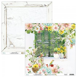 Papier Mintay 30x30 Beauty in Bloom 02