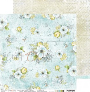 Papier scrap Craft O'Clock 30,5*30,5 Spring Morning Dreams 05