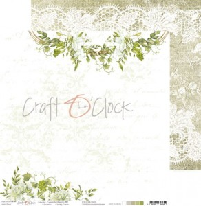Papier scrap Craft O'Clock 30,5*30,5 Celebrate Moments 01