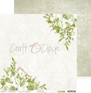 Papier scrap Craft O'Clock 30,5*30,5 Celebrate Moments 04