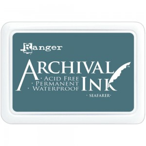 Archival Ink Pad Seafarer