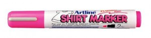 MARKER T-SHIRT ARTLINE 2MM FLUORO.PINK