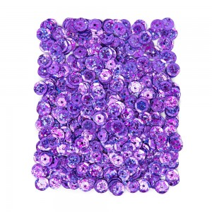 CEKINY DP 15G 9MM HOLOGRAM DPCE-074 VIOLET