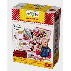 ART BOX TREFL 20068 STUDIO ŻYCZEŃ - MINNIE