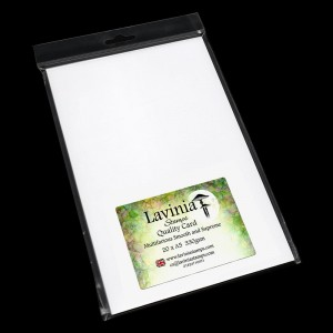 Lavinia Stamps Papier A5 White Multifarious Card a'20 330g