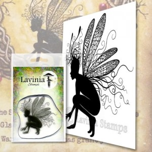 Lavinia Stamps Stempel LAV550 Oona