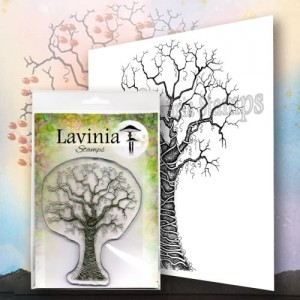 Lavinia Stamps Stempel LAV570 Tree of Dreams