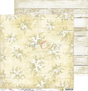 Papier scrap Craft O'Clock 30,5*30,5 BC04 White-Beige Mood 05