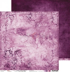 Papier scrap Craft O'Clock 30,5*30,5 BC06 Purple-Fuchsia Mood 01