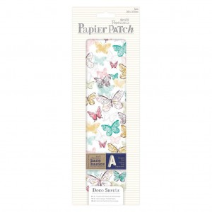 PAPIER DO DECOUPAGE A'3SZT PMA169301 BUTTERFLIES