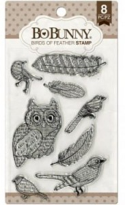 STEMPEL AKRYLOWY BOBUNNY ZESTAW 12105440 Birds Of Feather
