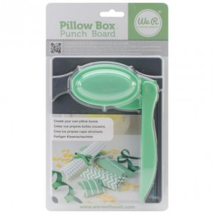 TABLICA WeR DO PUDEŁEK 71335-7 PILLOW BOX PUNCH B.