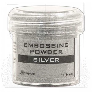 Puder do embossingu RANGER Embossing Powder 34ml EPJ37361 SILVER