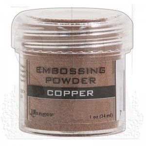 Puder do embossingu RANGER Embossing Powder 34ml EPJ37378 COPPER
