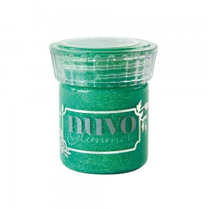 PASTA NUVO BROKATOWA 50ML 958N PERIDOT GREEN
