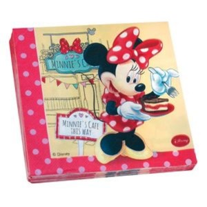 SERWETKA LUZ 33*33 GODAN 7011376 MINNIE CAFE