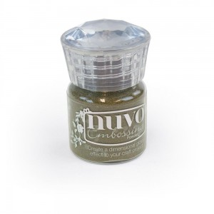 PUDER DO EMBOSSINGU NUVO 600N CLASSIC GOLD