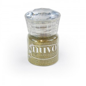 PUDER DO EMBOSSINGU NUVO 596N GLITTER GOLD ENCHANTMENT