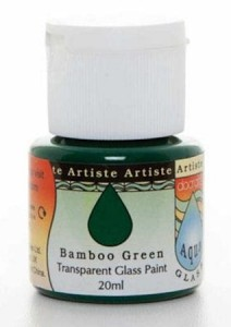 FARBA DO SZKŁA DOCRAFTS ARTISTE 20ML 764112 GREEN