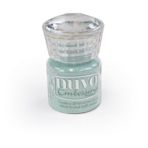 PUDER DO EMBOSSINGU NUVO 606N CLASSIC SERENITY BLUE
