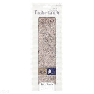 PAPIER DO DECOUPAGE A'3SZT PMA169309 AGED DAMASK