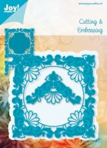 WYKROJNIK JOY! 6002/0172 CUTTING & EMBOSSING