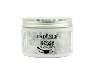 GESSO CADENCE 150ML WHITE