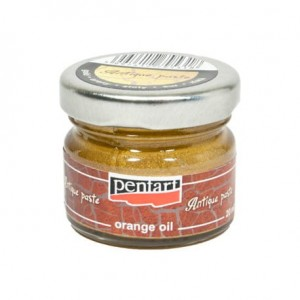 PASTA WOSKOWA PENTART ANTIQUE PASTE 20ML GOLD