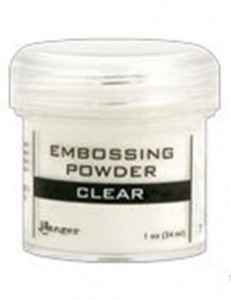 Puder do embossingu RANGER Embossing Powder 34ml EPJ37330 CLEAR