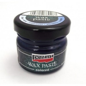 PASTA WOSKOWA PENTART WAX PASTE 20ML BLUE