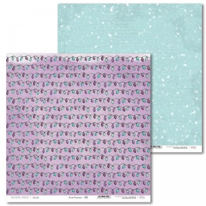 PAPIER SCRAP LL 30,5*30,5 ARCTIC SWEETIES 03