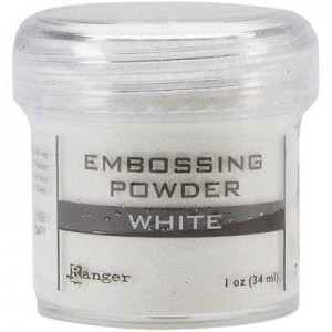 Puder do embossingu RANGER Embossing Powder 34ml EPJ36685 WHITE