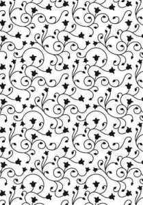 FOLDER DO EMBOSSINGU NELLIE VINF004 SWIRL-PATTERN