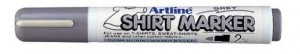 MARKER T-SHIRT ARTLINE 2MM GREY