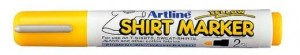 MARKER T-SHIRT ARTLINE 2MM YELLOW