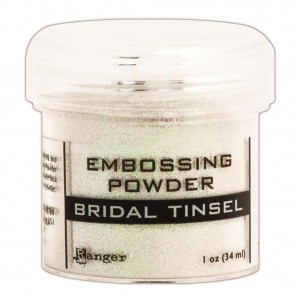 Puder do embossingu RANGER Embossing Powder 34ml EPJ37446 BRIDAL Tinsel