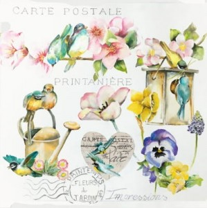 SERWETKA LUZ 33*33 HOME F. 211720 GARDEN FLAIR