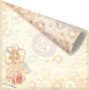 PAPIER SCRAP PRIMA 30,5*30,5 PRINCESS-950972 Ella