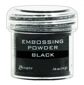 Puder do embossingu RANGER Embossing Powder 34ml EPJ37347 BLACK
