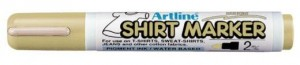 MARKER T-SHIRT ARTLINE 2MM BEIGE