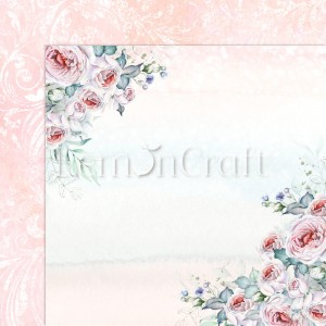 Papier scrap LemonCraft 30,5*30,5 Blush 04
