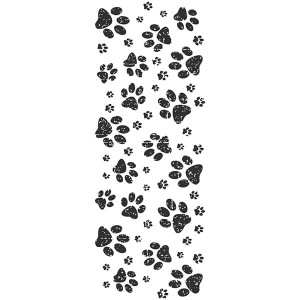 STEMPEL AKRYLOWY KAISERCRAFT CS210 Furry Friends - Dog