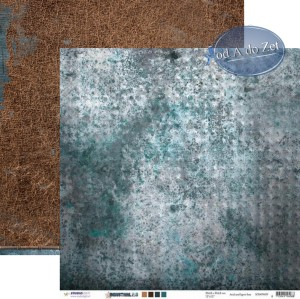 PAPIER SCRAP SL 30,5*30,5 INDUSTRIAL 2.0 IN09