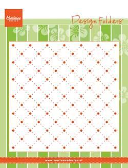 Znalezione obrazy dla zapytania Marianne Design - folder do embossingu DF3424